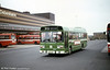 A second shot of on loan to SWT Leyland National/B49F SNL346 (CFM 346S) at Swansea Quadrant Bus Station.