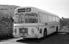 Crosville Bristol RELH6G/ECW C47F CRG576 (HFM 576D) is seen between duties at Aberystwyth.
