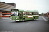 On loan to SWT, Leyland National/B49F SNL346 (CFM 346S) is seen at Swansea Quadrant Bus Station.