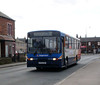 Stagecoach 20753 (K753DAO), Maryport, 9th March 2010