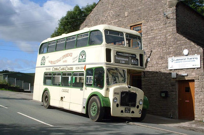 Cumbria Classic Coaches 627HFM, Kirkby Stephen, 28th August 2011