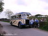 Cumbria Classic Coaches CWG286, Eden Valley Railway, Warcop, 23rd April 2011