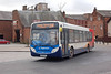 Stagecoach 24121 (PX59AZJ), Penrith, 10th March 2012