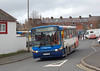 Stagecoach 20977 (R977VVM), Penrith, 10th March 2012