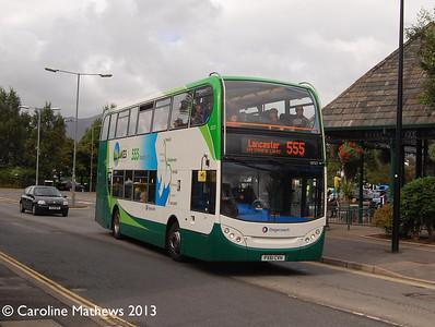 Stagecoach 15727 (PX61CVH), Keswick, 31st August 2013