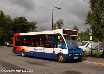 Stagecoach 47721 (PX10CKU), Keswick, 31st August 2013