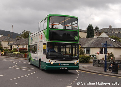 Stagecoach 17217 (V217MEV), Keswick, 31st August 2013