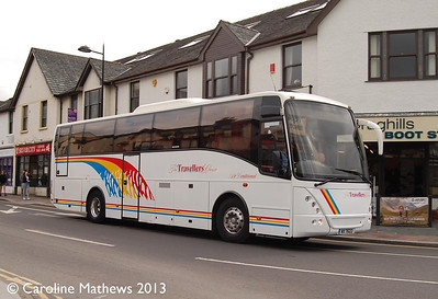 Traveller's Choice WX7622, Keswick, 31st August 2013