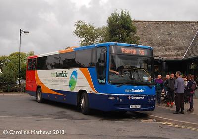 Stagecoach 53337 (PX59CXC), Keswick, 31st August 2013