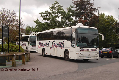 Howard Snaith YN08NKT, Keswick, 31st August 2013