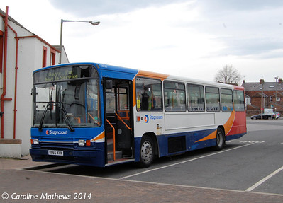 Stagecoach 20965 (R965XVM), Penrith, 16th April 2014