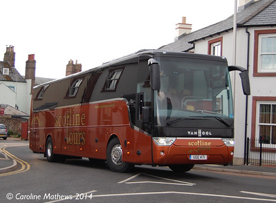 Austin UGE471, Penrith, 9th March 2014