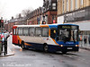 I like Stagecoach B10Ms: so much so that I took another shot of 20944 (R944XVM) as it turned into Burrowgate in Penrith, 26th February 2014