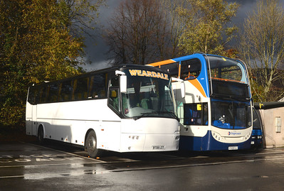 Weardale BT08LCT, Keswick, 1st November 2014