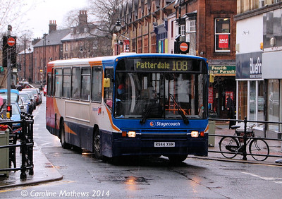 Stagecoach 20944 (R944XVM), Penrith, 26th February 2014