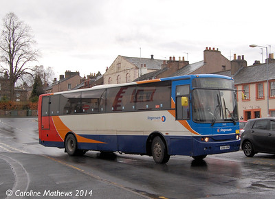 Stagecoach 52629 (S799KRM), Penrith, 28th March 2014