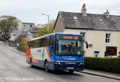 Stagecoach 53336 (PX59CVB), Keswick, 1st November 2014