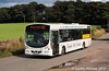 Grand Prix Coaches PX56GNF, Warcop Station, 18th August 2014