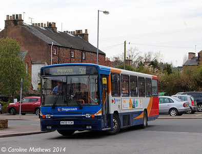 Stagecoach 20459 (M459VCW), 16th April 2014