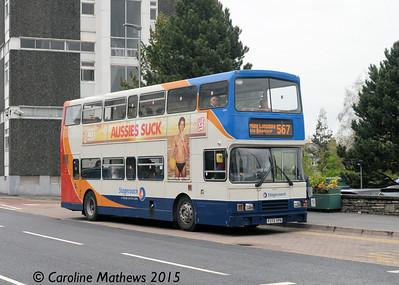 Stagecoach 16642 (P272VPN), Kendal, 25th April 2015