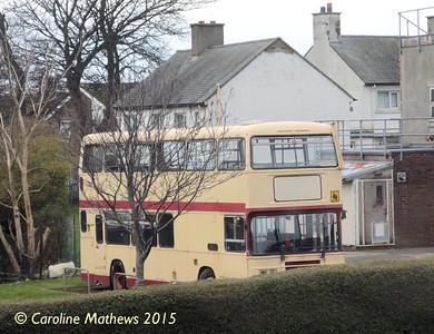 Mystery Olympian, Workington, 13th March 2015