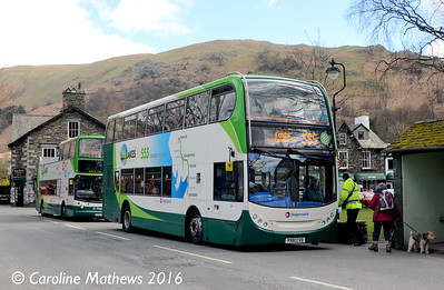 Stagecoach 15723 (PX61CVD), Grasmere, 16th April 2016