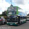 Stagecoach 17692 (X702JVV), Bowness, 16th April 2016