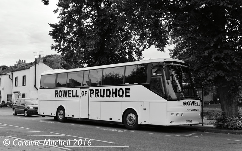 Rowell of Prudhoe VTD148, Appleby, 17th July 2016