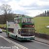 Stagecoach 17012 (S812BWC), Brockholes, 16th April 2016