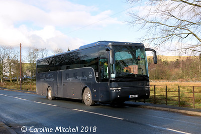 Hattons M14RFL, Orton, 4th February 2018