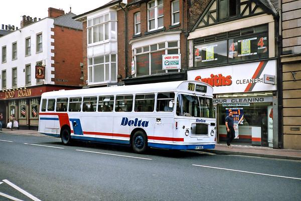 BVF668J, Middlesborough 23/8/1991