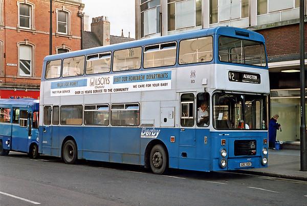 113 SRC113X, Derby 3/3/1992