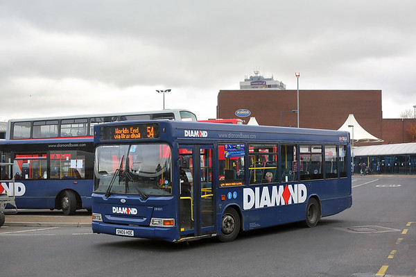 20001 SN05HDE, West Bromwich 9/11/2017