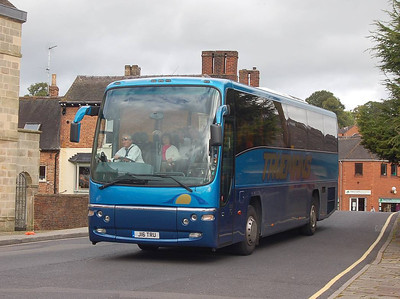 Truemans J16TRU, Ashbourne, 14th September 2012