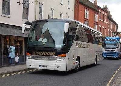 Grindles BU04EZD, Ashbourne, 10th September 2012