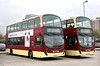 785 YX14HFC and 791 BP15OLE, Hull 3/5/2017