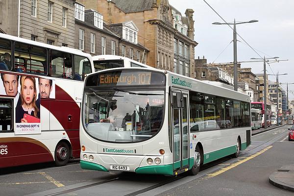 10103 RIG6493, Edinburgh 13/9/2016