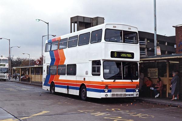 7746 E746SKR, Canterbury 10/11/1993