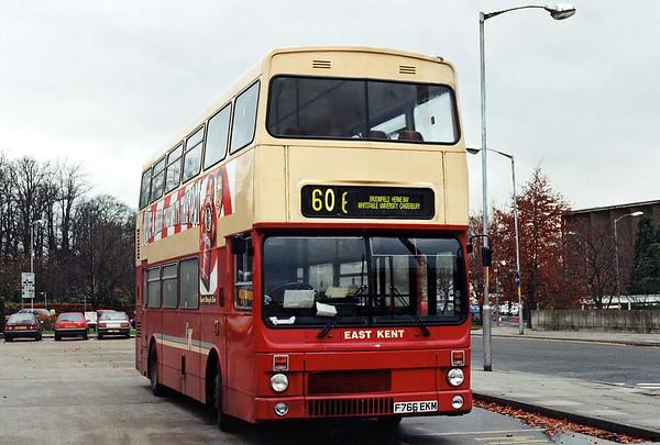 7766 F766EKM, Canterbury 10/11/1993
