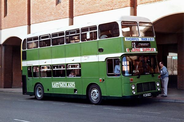 209 JAK209W, Chesterfield 4/3/1992