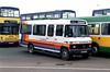 704 C802SDY, Rotherham 29/2/1992