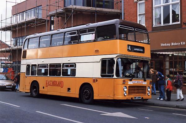 204 EWE204V, Worksop 20/2/1993