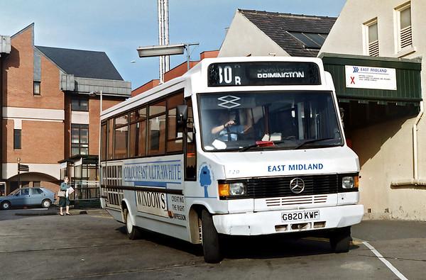 720 G820KWF, Chesterfield 4/3/1992