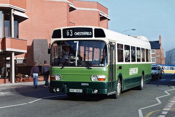 515 VKE566S, Chesterfield 4/3/1992