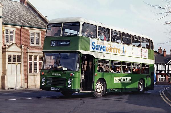 180 BAU180T, Chesterfield 4/3/1992
