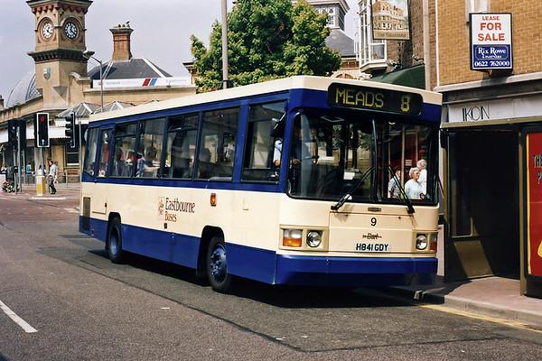 9 H841GDY, Eastbourne 19/7/1994