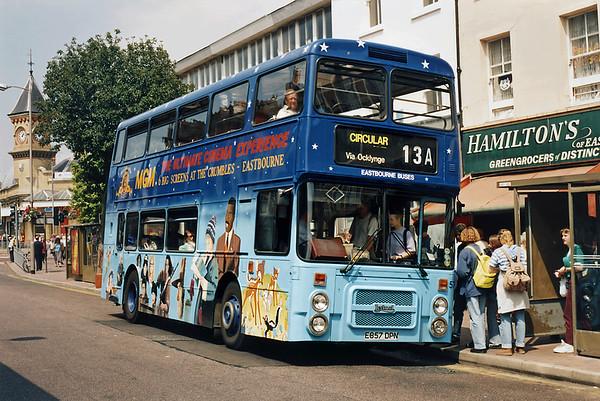 57 E857DPN, Eastbourne 19/7/1994