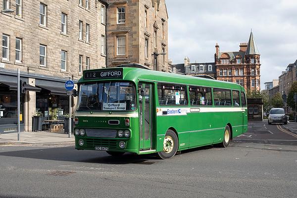 S847 ESC847S, Edinburgh 26/9/2020