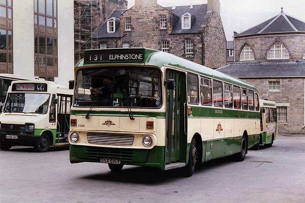 S616 SSX616V, Edinburgh 22/5/1993