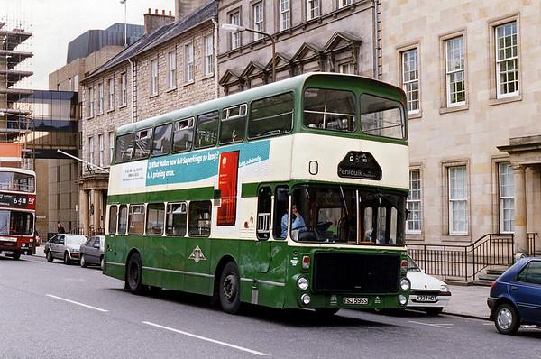 VV35 TSJ595S, Edinburgh 22/5/1993